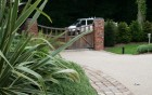 resin drive & gates