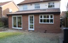 kitchen & dining room extension